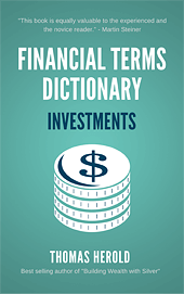 Financial Dictionary - Investment Edition