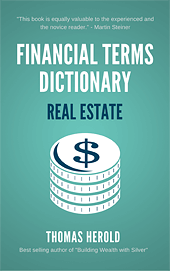 Financial Dictionary - Real Estate Edition