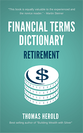Financial Dictionary - Retirement Edition