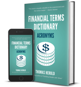 Financial Dictionary ebook for Acronyms & Abbreviations