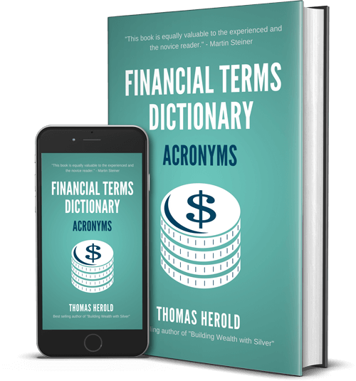 Financial Dictionary ebook for Acronyms & Abbriviations