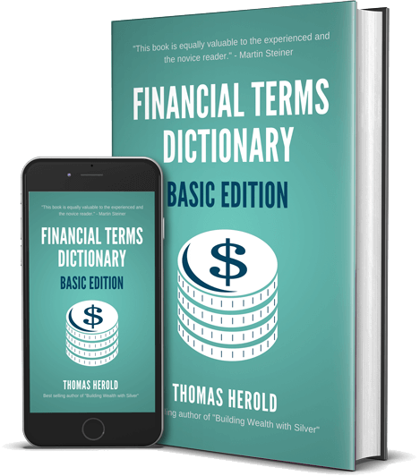 Financial Dictionary ebook for most popular terms