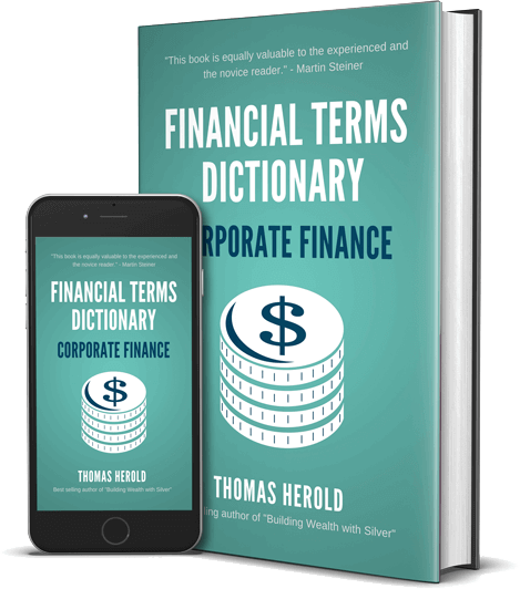 Financial Dictionary ebook for Corporate Finance