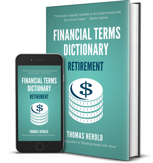 Financial Dictionary ebook for Retirement terms